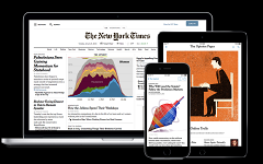 NEW! NYTimes.com is available for free with your library card. graphic
