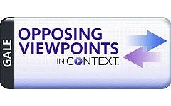 Need resources on a controversial topic? Check out our Opposing Viewpoints database. graphic