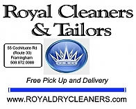 logo of Royal Cleaners & Tailors