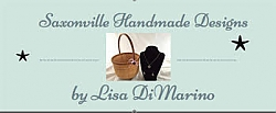 image of Saxonville Handmade Designs business card
