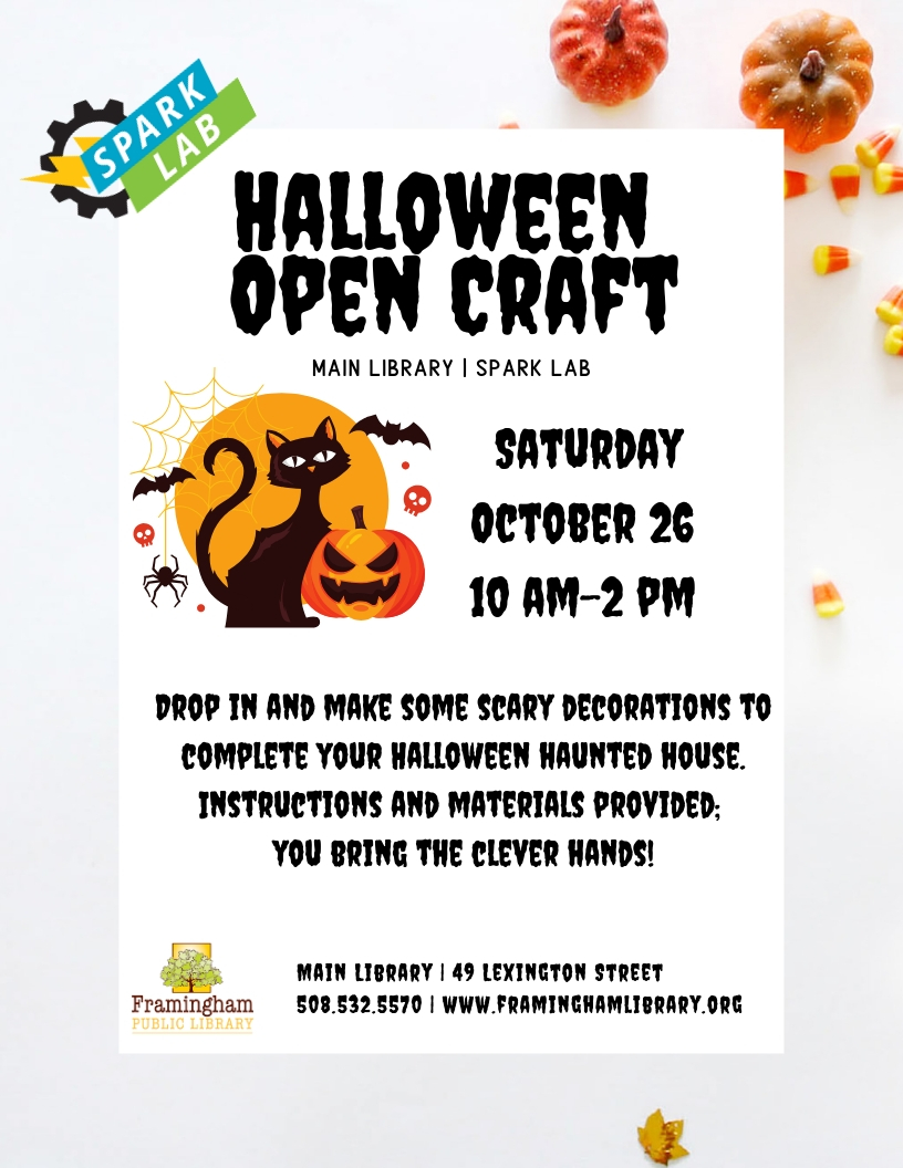 Halloween Open Craft thumbnail Photo