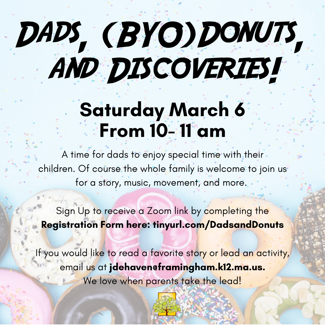 Dads, (BYO) Donuts, and Discoveries thumbnail Photo