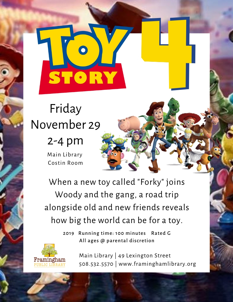 Black Friday Family Flick: Toy Story 4 thumbnail Photo