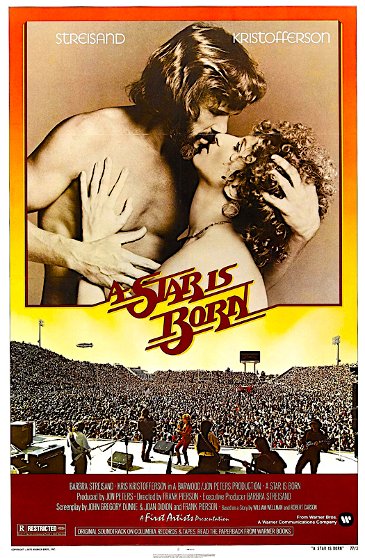McAuliffe Matinee: A Star is Born (1976) thumbnail Photo