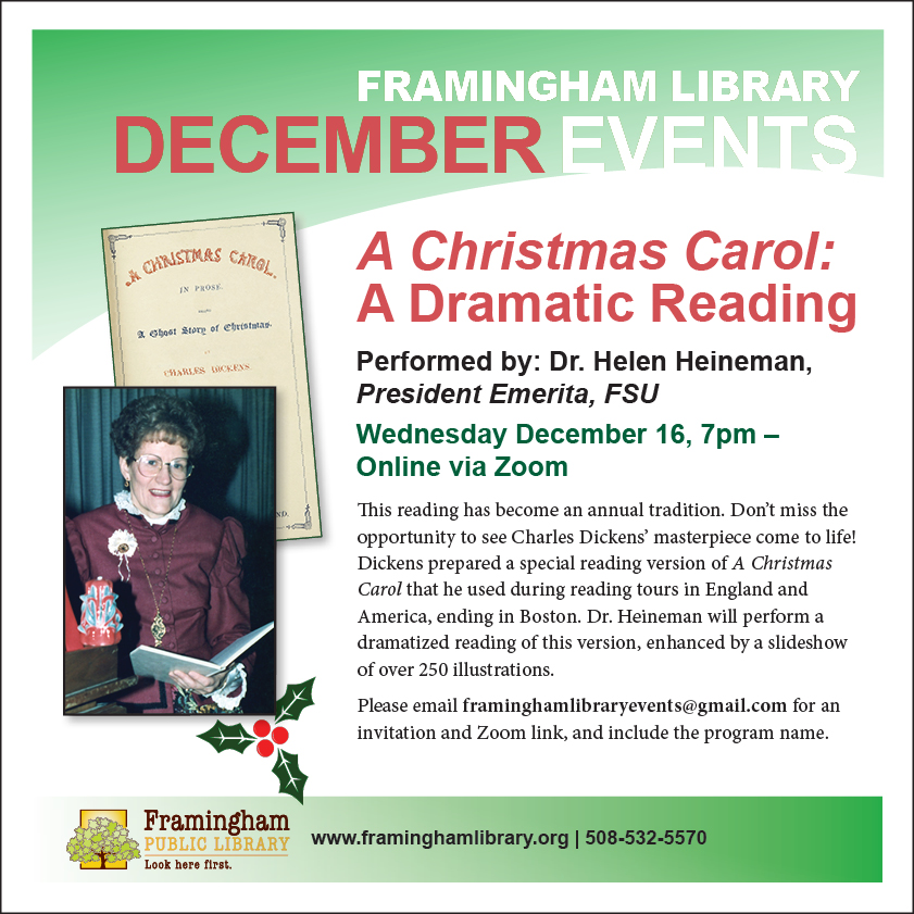 A Christmas Carol: A Dramatic Reading thumbnail Photo