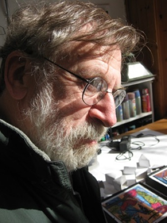 Online Poetry Workshop with Alan Feldman thumbnail Photo