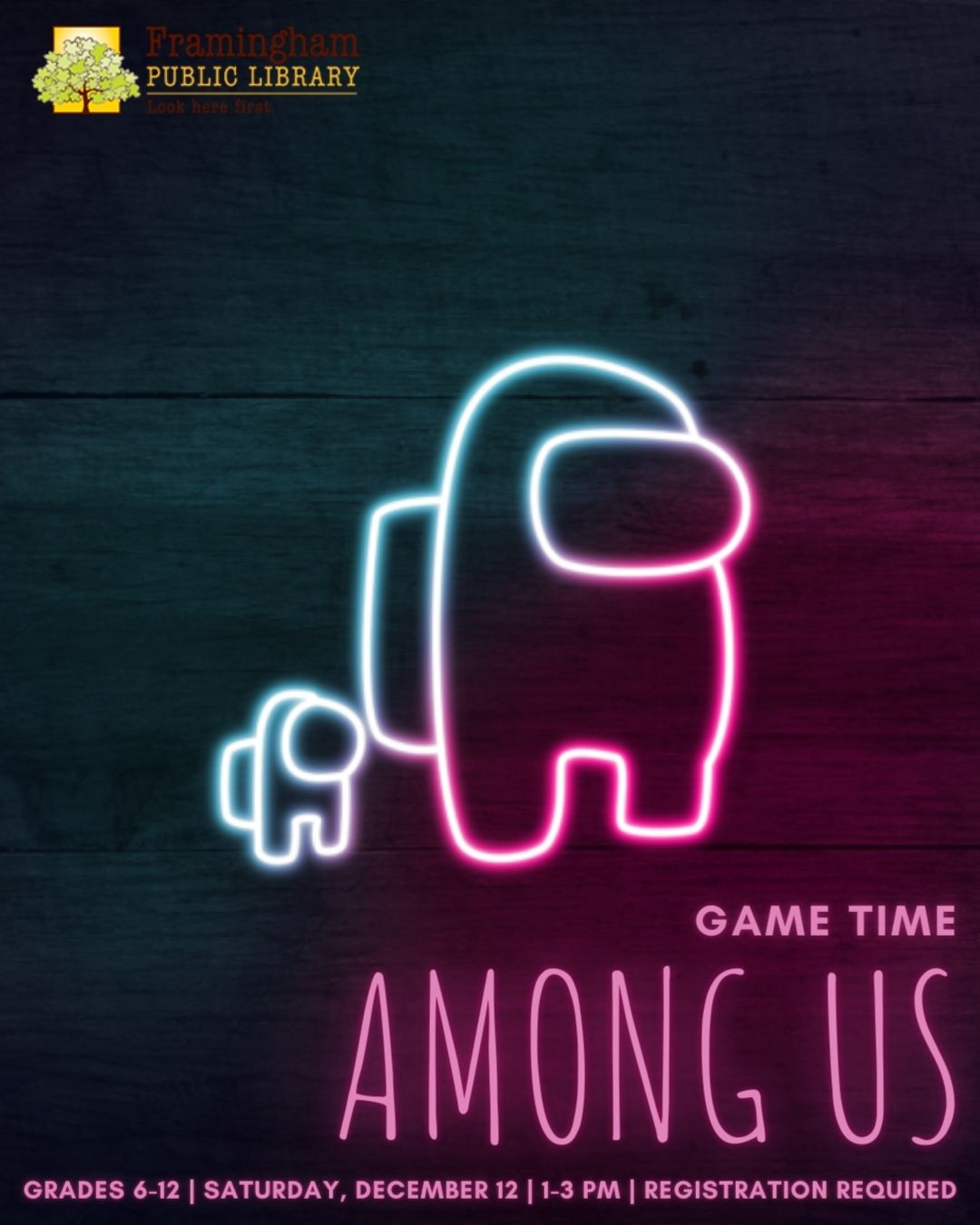 Among Us Game Time! thumbnail Photo