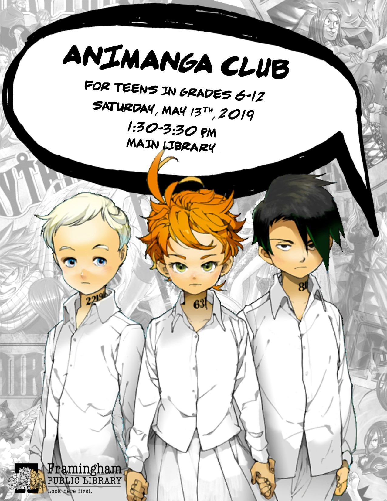 AniManga Club May thumbnail Photo