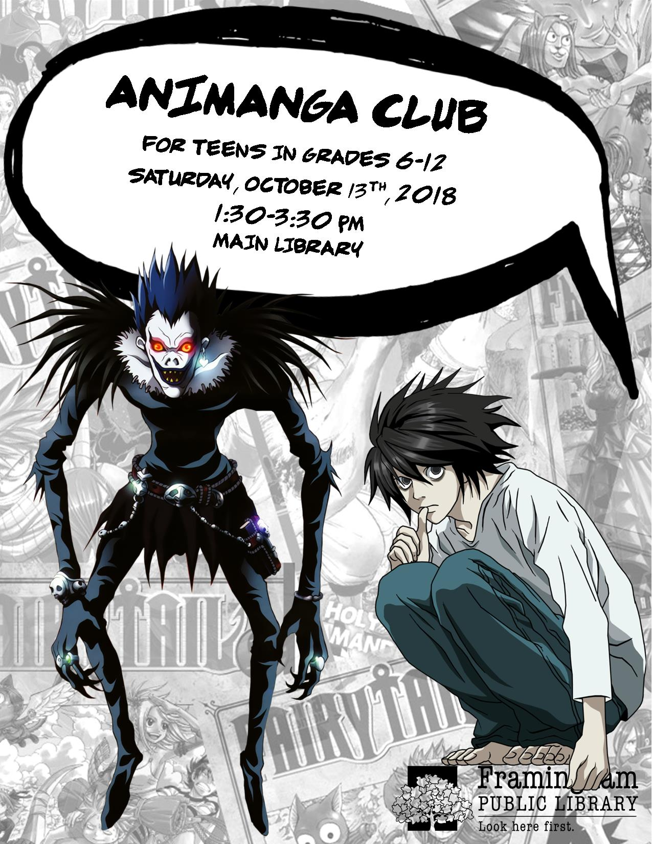 AniManga Club October thumbnail Photo