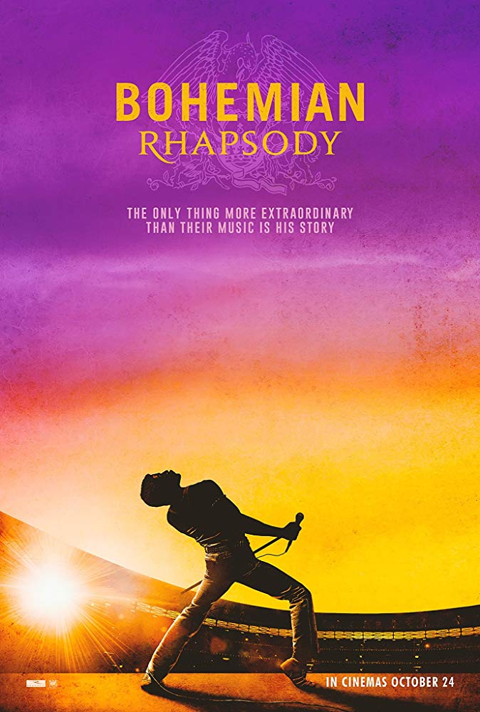 Friday Night Flick: Bohemian Rhapsody thumbnail Photo