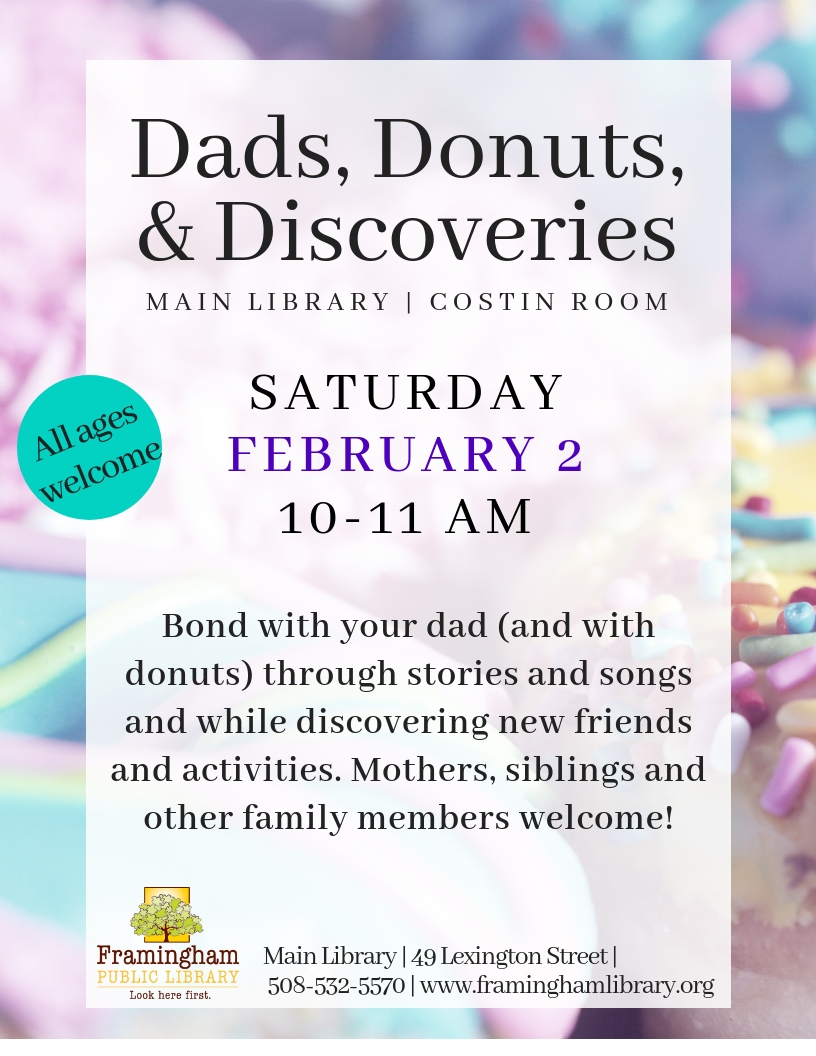 Dads, Donuts and Discoveries thumbnail Photo