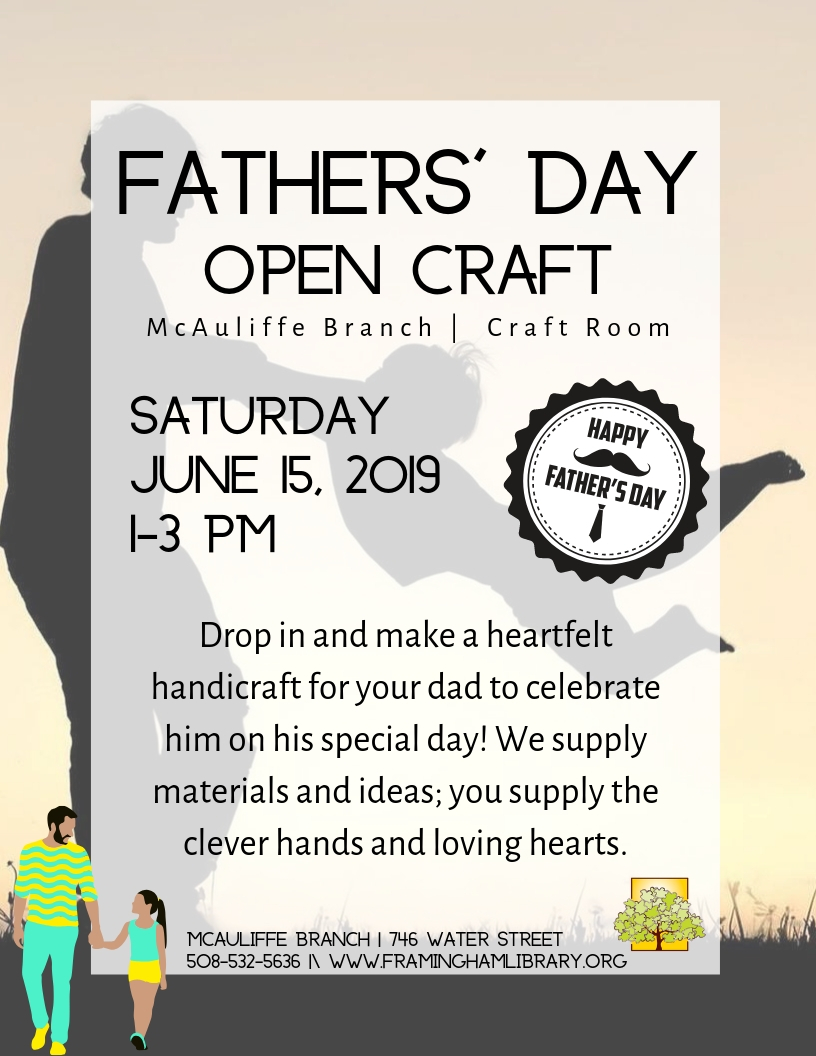 Father's Day Drop In Craft thumbnail Photo