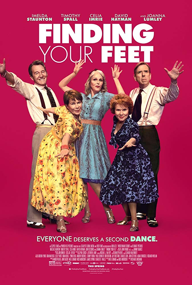 McAuliffe Matinee: Finding Your Feet thumbnail Photo