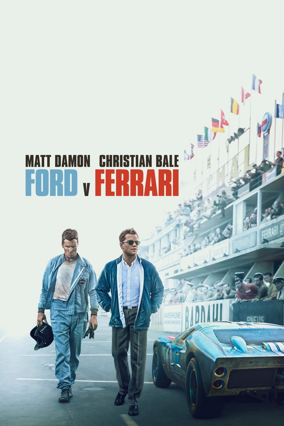 Friday Night Movie: Ford v Ferrari thumbnail Photo