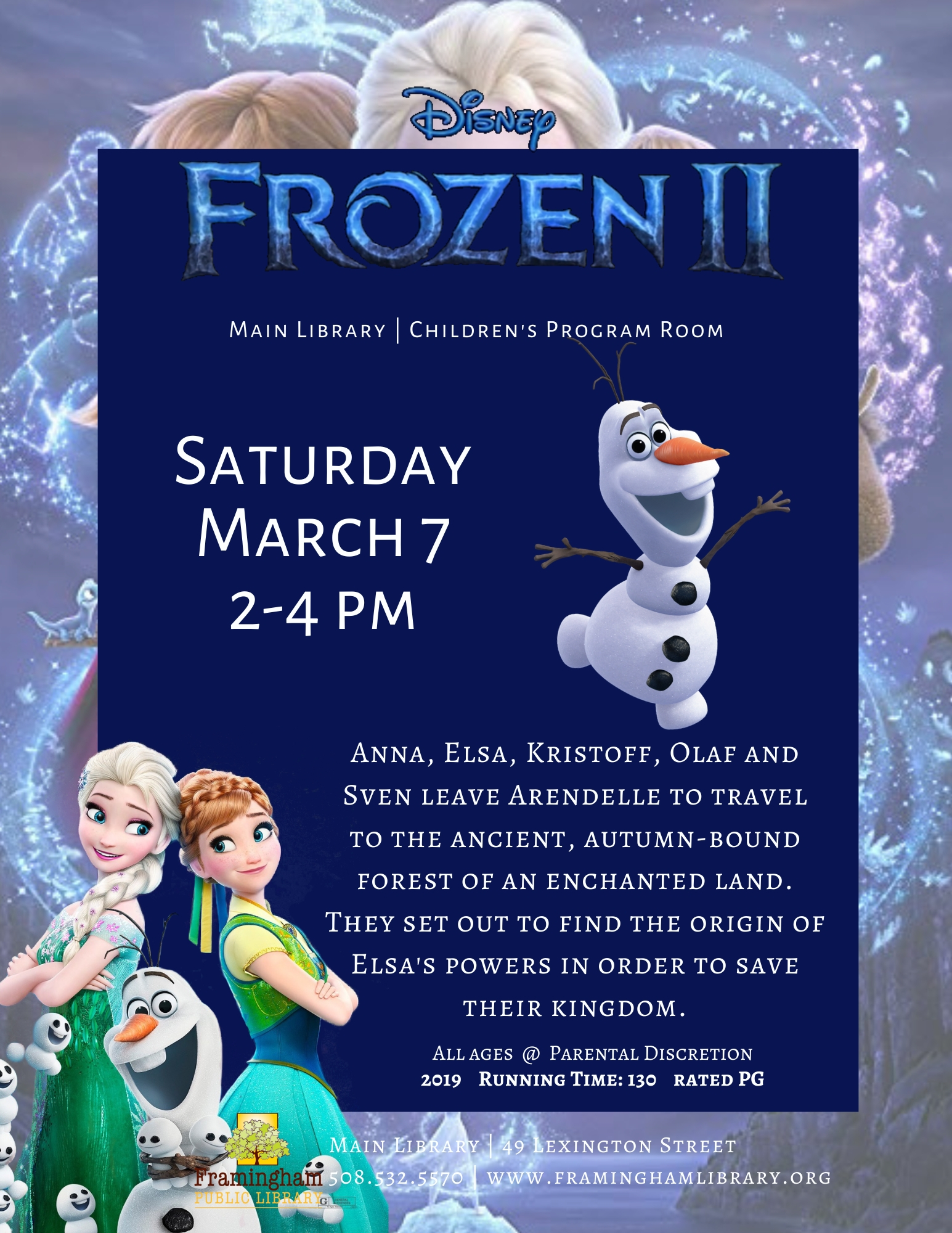 Movie Matinee: Frozen thumbnail Photo