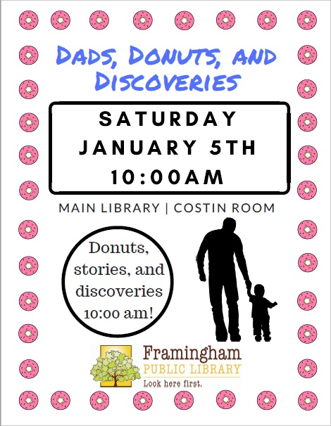 Dads, Donuts, and Discoveries thumbnail Photo