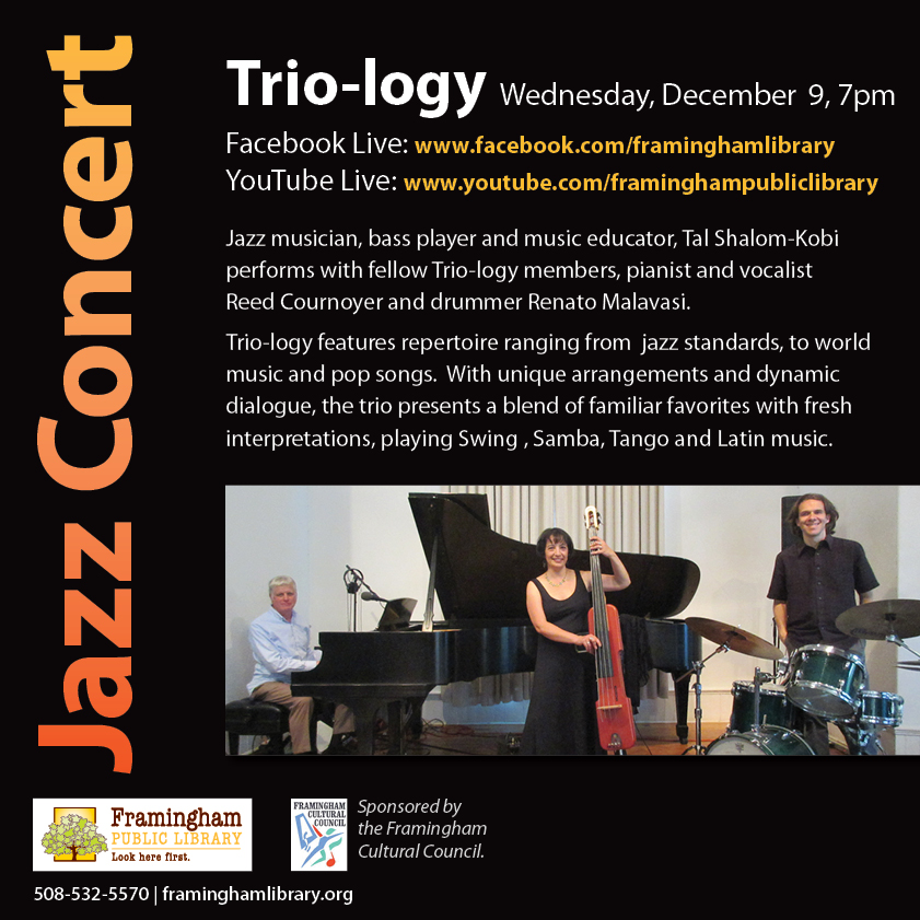Jazz Concert: Trio-logy thumbnail Photo