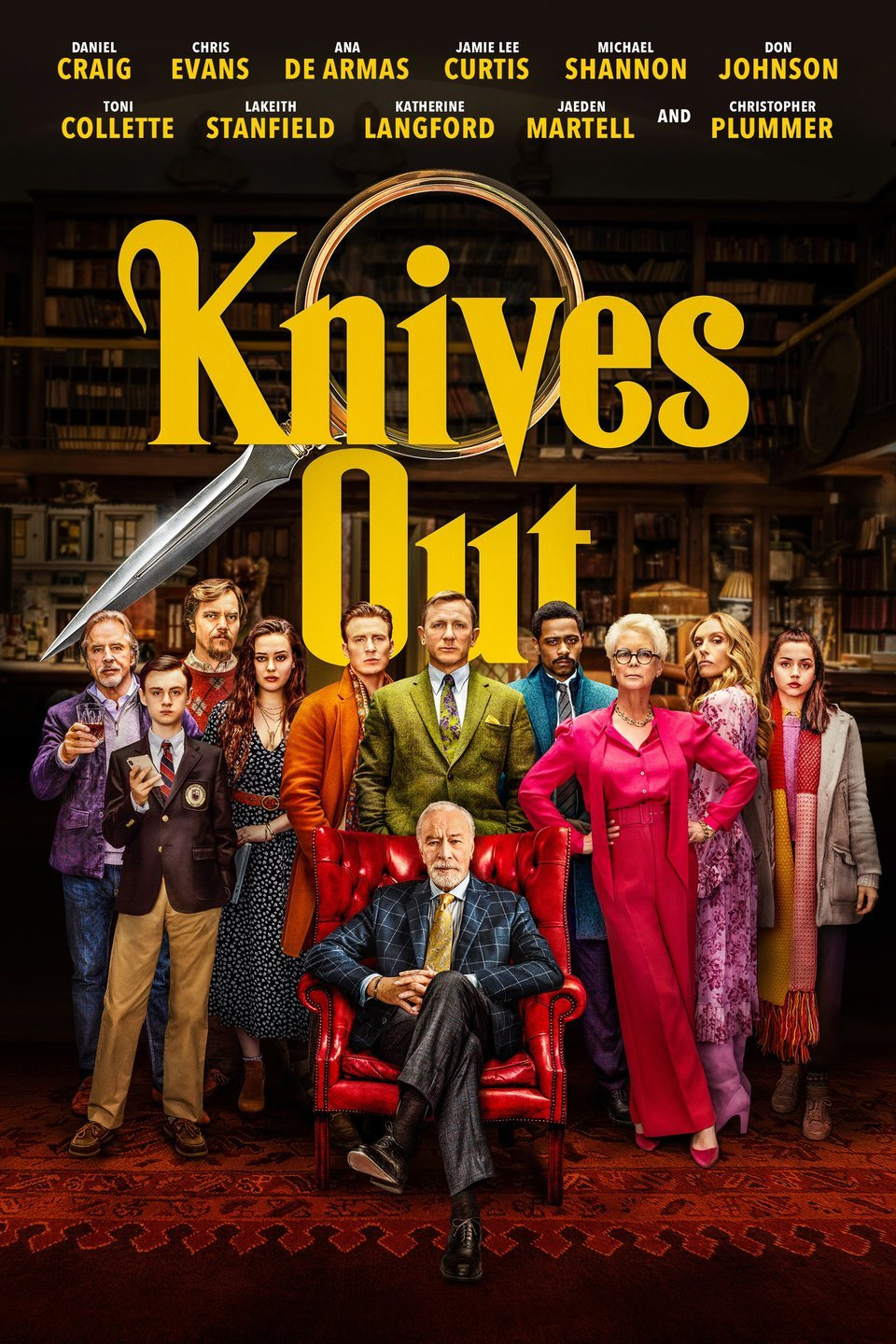 Friday Night Movie: Knives Out: CANCELLED thumbnail Photo