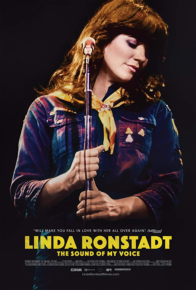 McAuliffe Matinee Movie: Linda Ronstadt: The Sound of My Voice thumbnail Photo