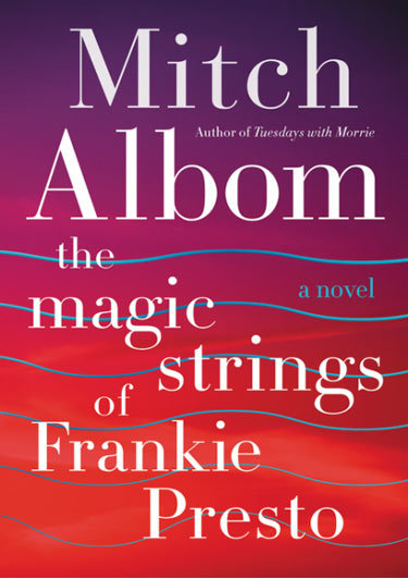 Book Discussion: The Magic Strings of Frankie Presto by Mitch Albom thumbnail Photo
