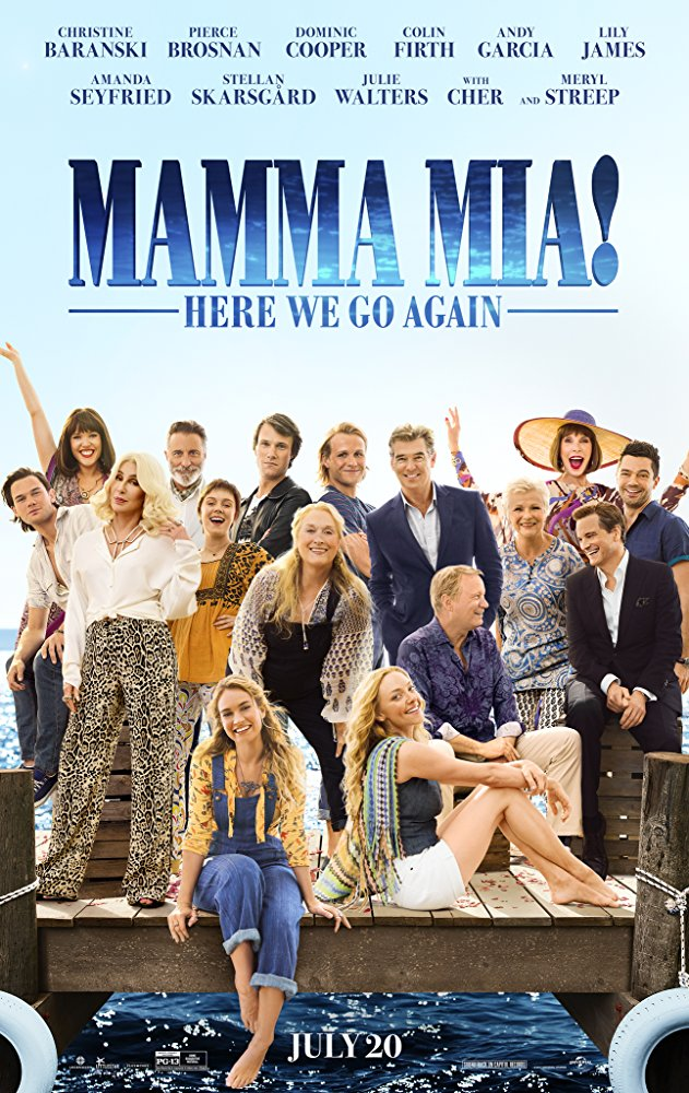 Monday Matinee: Mamma Mia! Here We Go Again thumbnail Photo