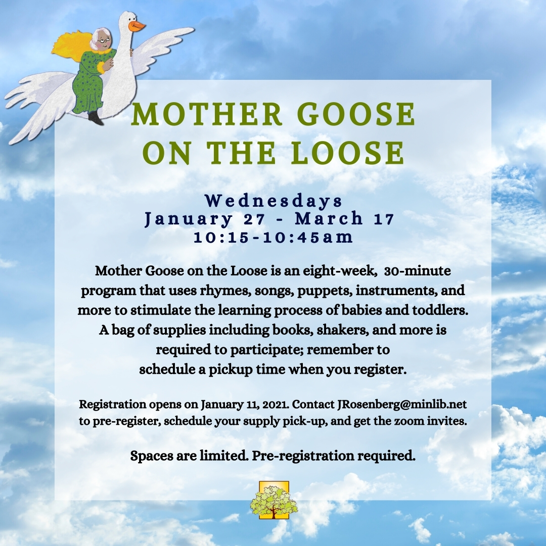 Mother Goose on the Loose REGISTRATION thumbnail Photo