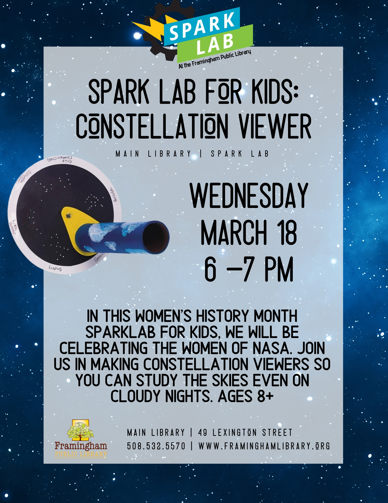 SparkLab for Kids: Constellation Viewer thumbnail Photo