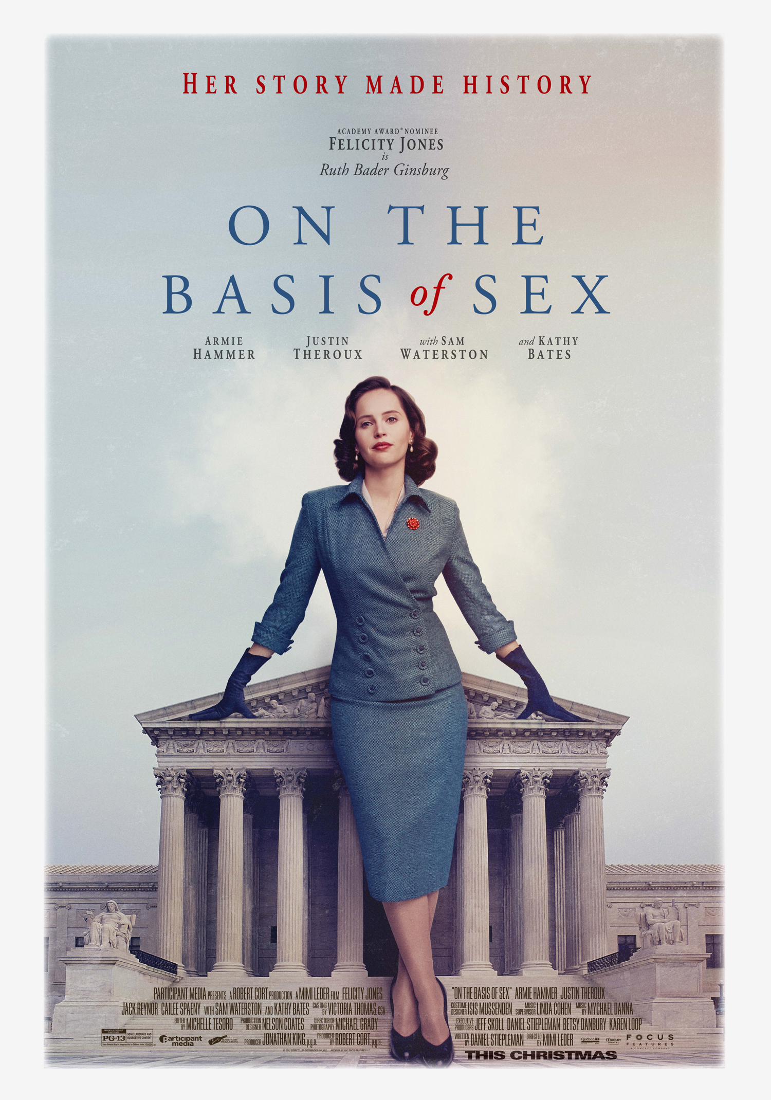 Monday Matinee: On the Basis of Sex thumbnail Photo