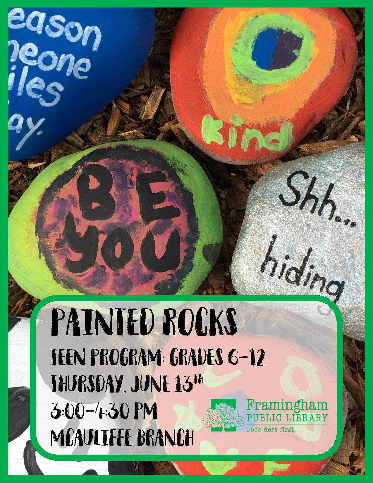 Painted Rocks thumbnail Photo