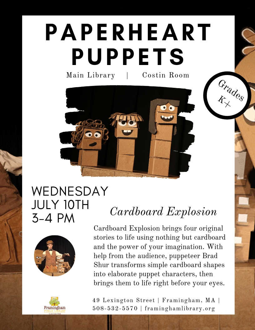 Paperheart Puppets thumbnail Photo