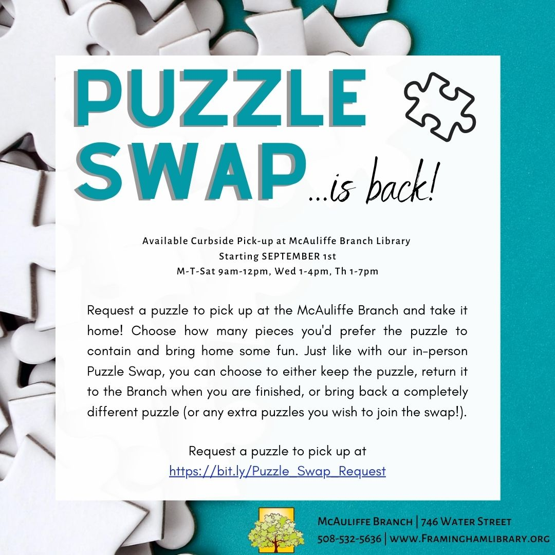 Puzzle Swap is back! thumbnail Photo