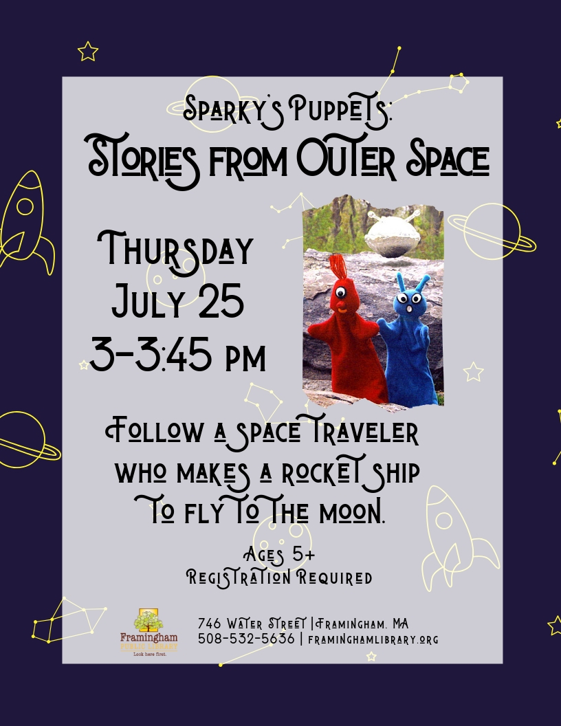 Sparky's Puppets: Stories from Outer Space thumbnail Photo
