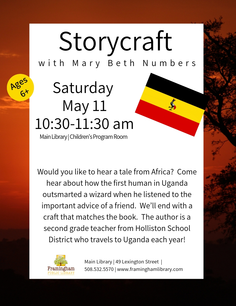 Storycraft with Mary Beth Numbers thumbnail Photo
