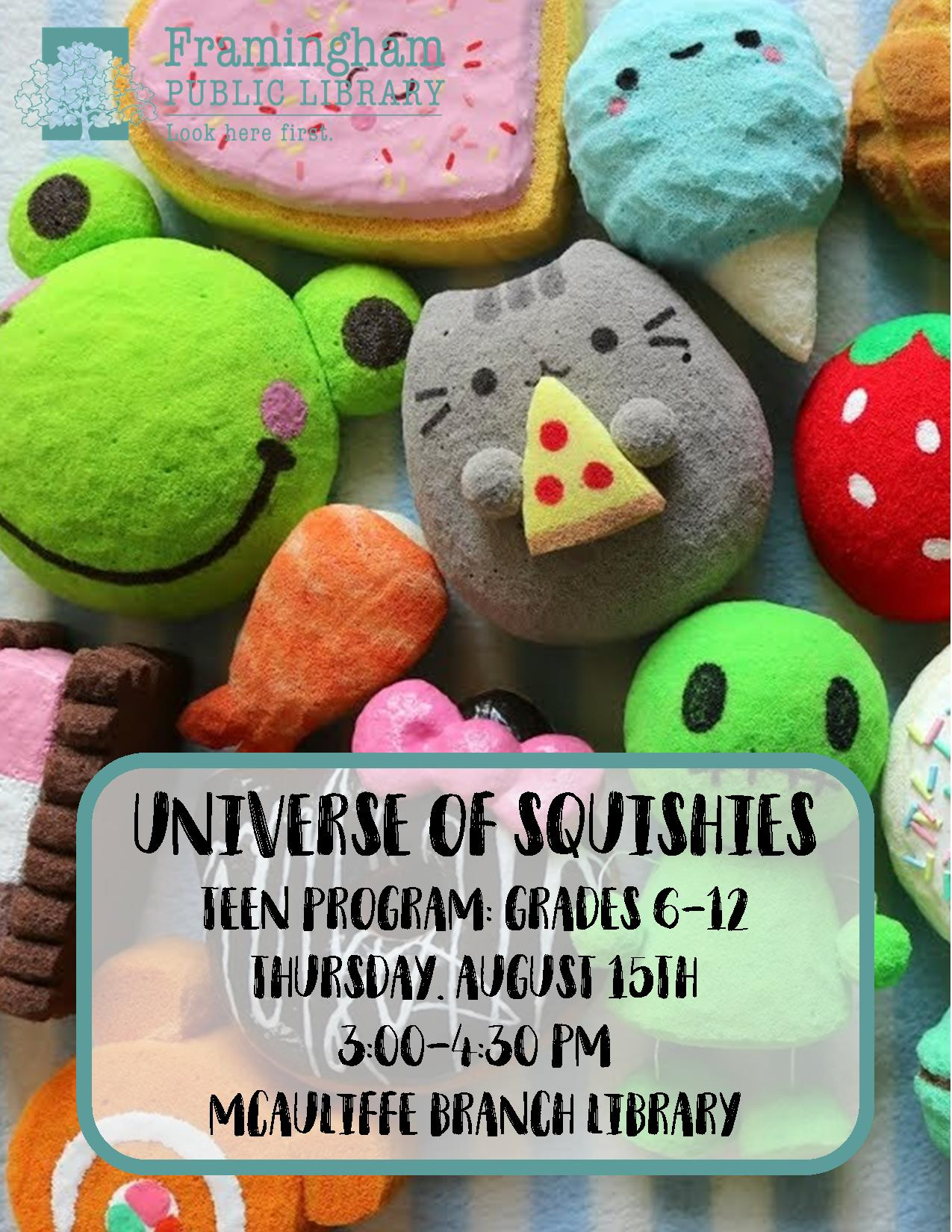 Universe of Squishies! thumbnail Photo