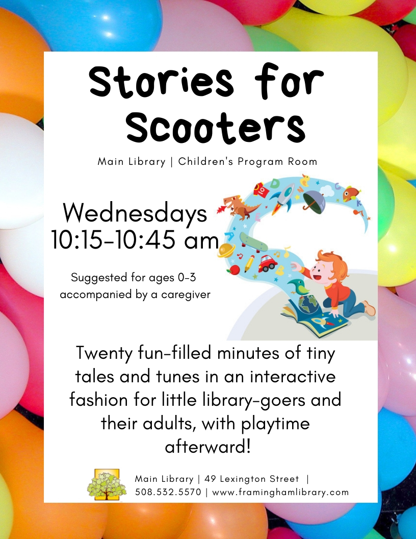 Stories for Scooters thumbnail Photo