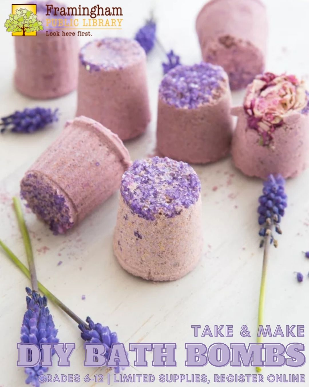 DIY Bath Bomb Take & Make Kit thumbnail Photo