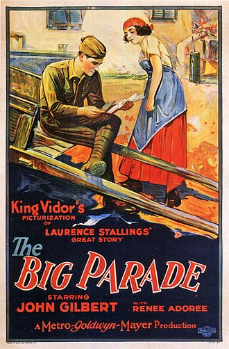 Friday Night Flicks: The Big Parade thumbnail Photo