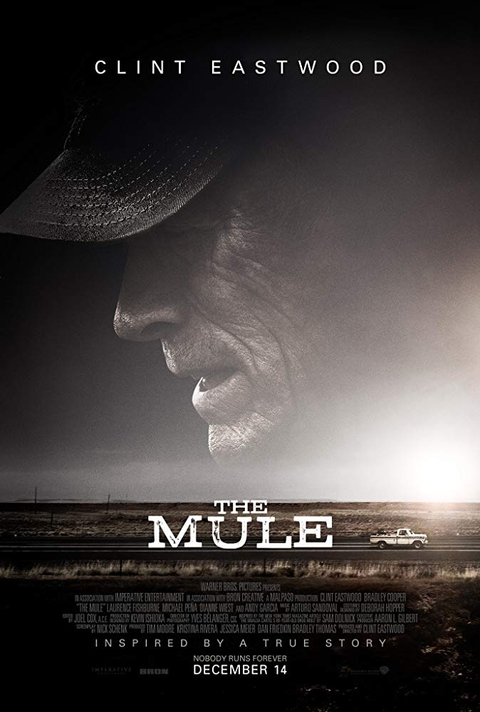 Monday Matinee: The Mule thumbnail Photo