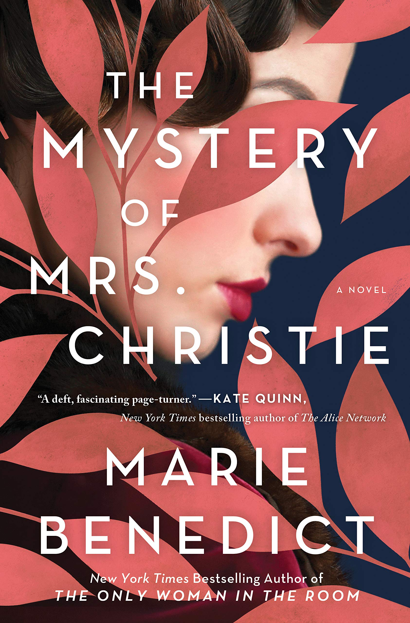 Book Discussion: The Mystery of Mrs. Christie by Marie Benedict thumbnail Photo
