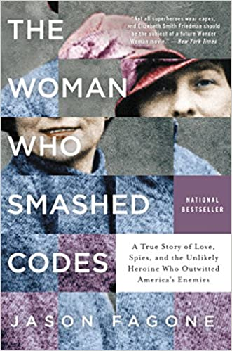 Virtual Book Discussion: The Woman who Smashed Codes by Jason Fagone thumbnail Photo