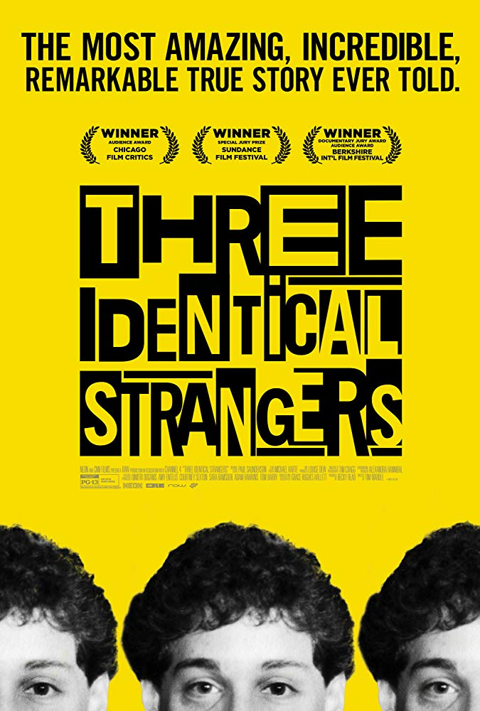 McAuliffe Matinee: Three Identical Strangers thumbnail Photo