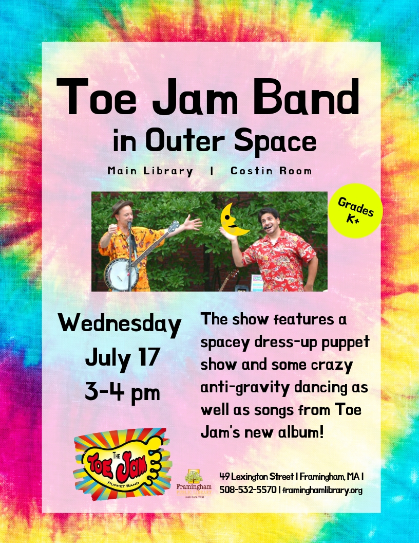 Toe Jam Puppet Band in Outer Space thumbnail Photo