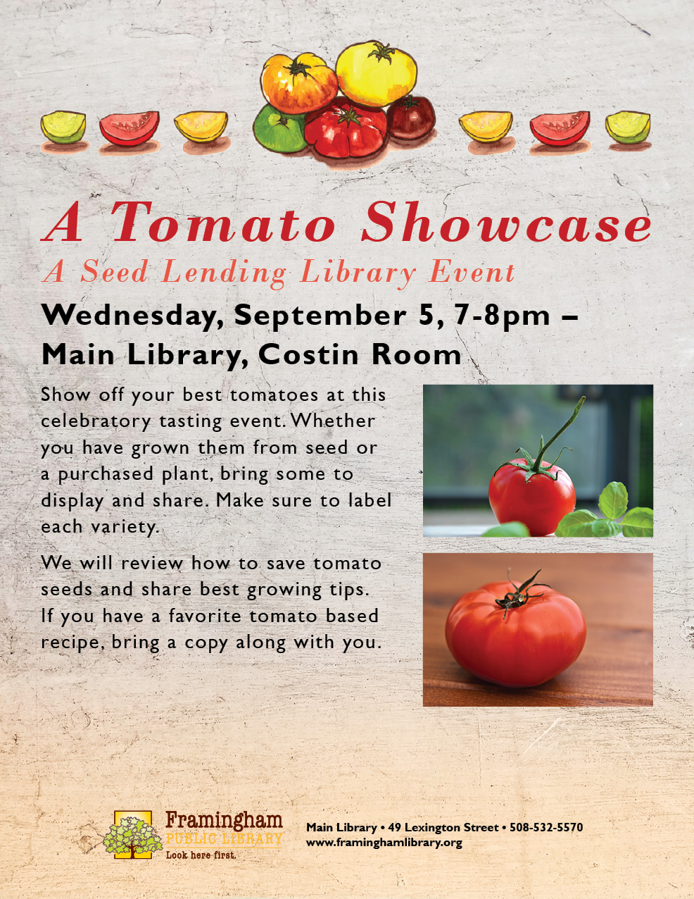 A Tomato Showcase thumbnail Photo