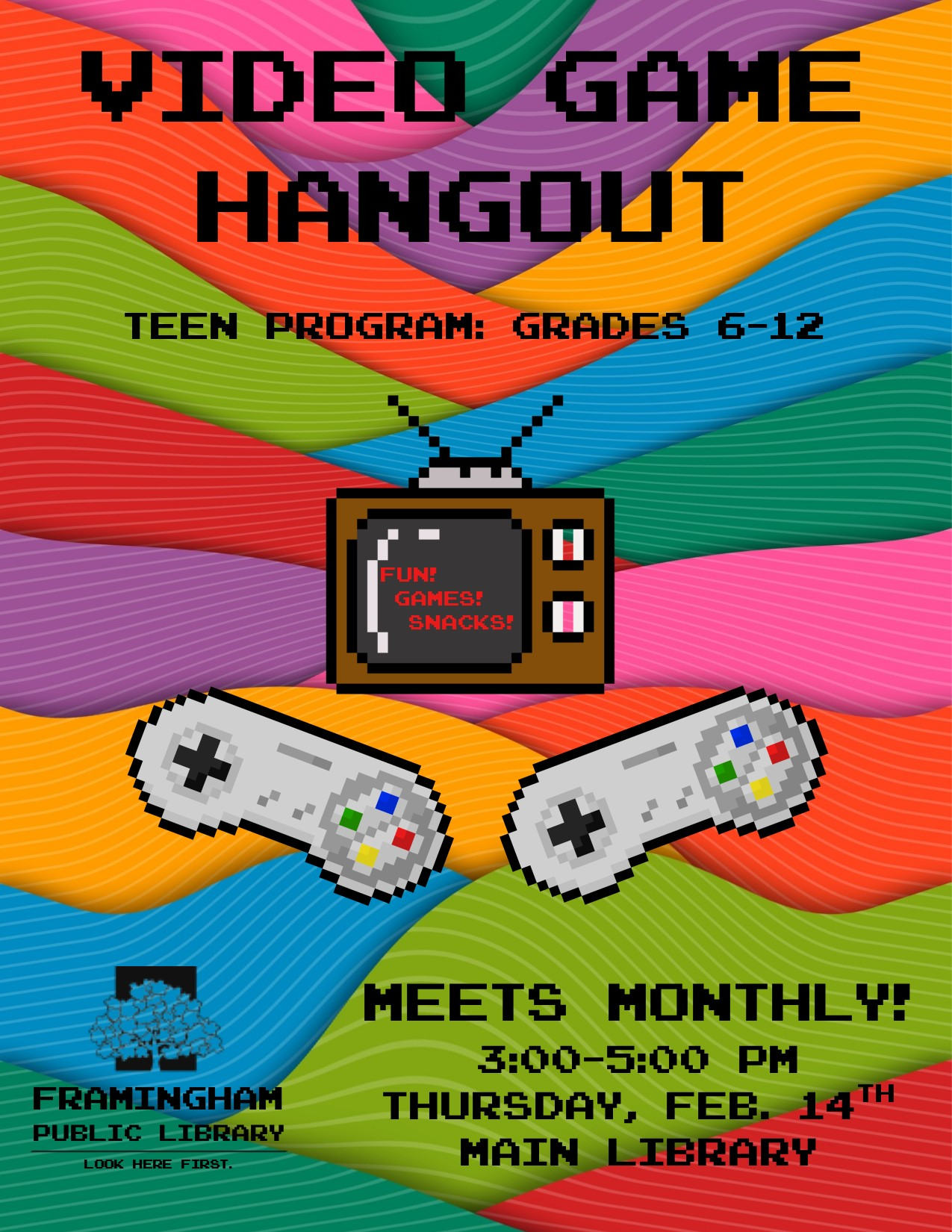 Video Game Hangout (February) thumbnail Photo