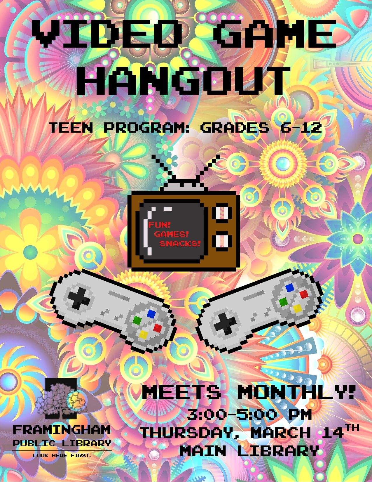 Video Game Hangout thumbnail Photo