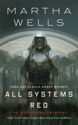 June Sci-Fi Book Group: All Systems Red, by Martha Wells thumbnail Photo