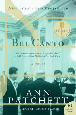 Virtual Book Discussion: Bel Canto by Ann Patchett thumbnail Photo