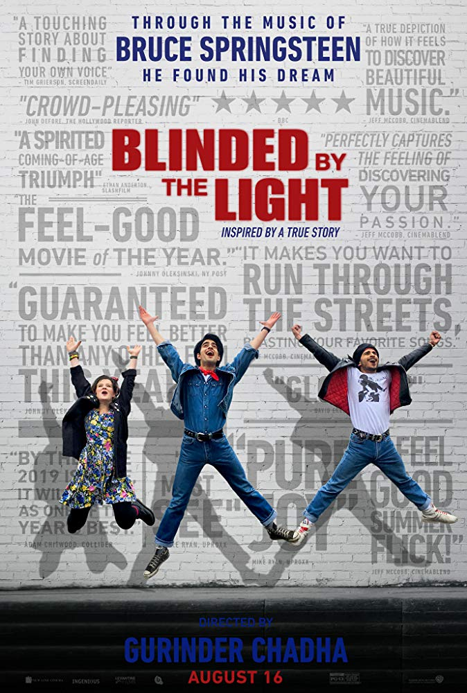 Friday Night Flicks: Blinded by the Light thumbnail Photo