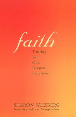 Mindfulness Book Group: Faith: Trusting Your Own Deepest Experience by Sharon Salzberg thumbnail Photo