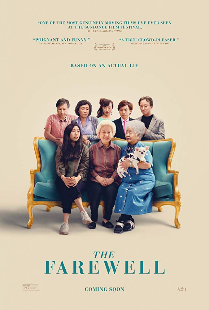 Monday Matinee: The Farewell thumbnail Photo